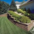 Retaing Walls Help with a Sloping Yard