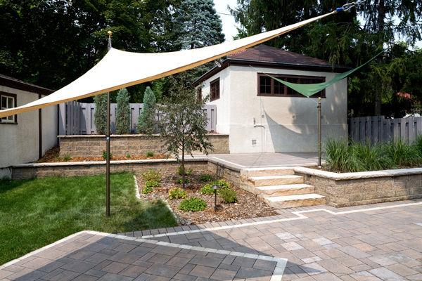 Retaining Walls Terraces Planters